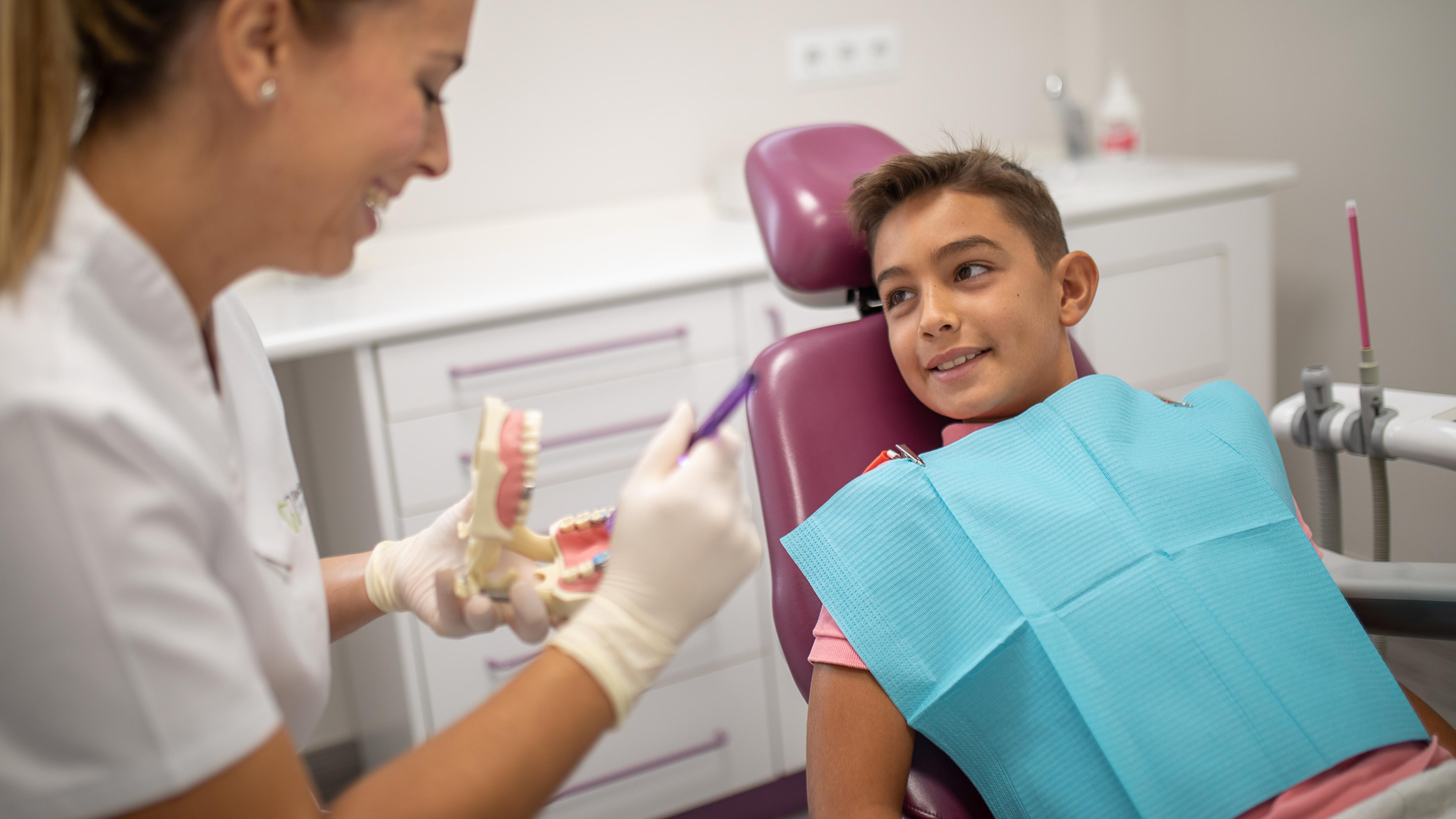 dentistas niños utrera