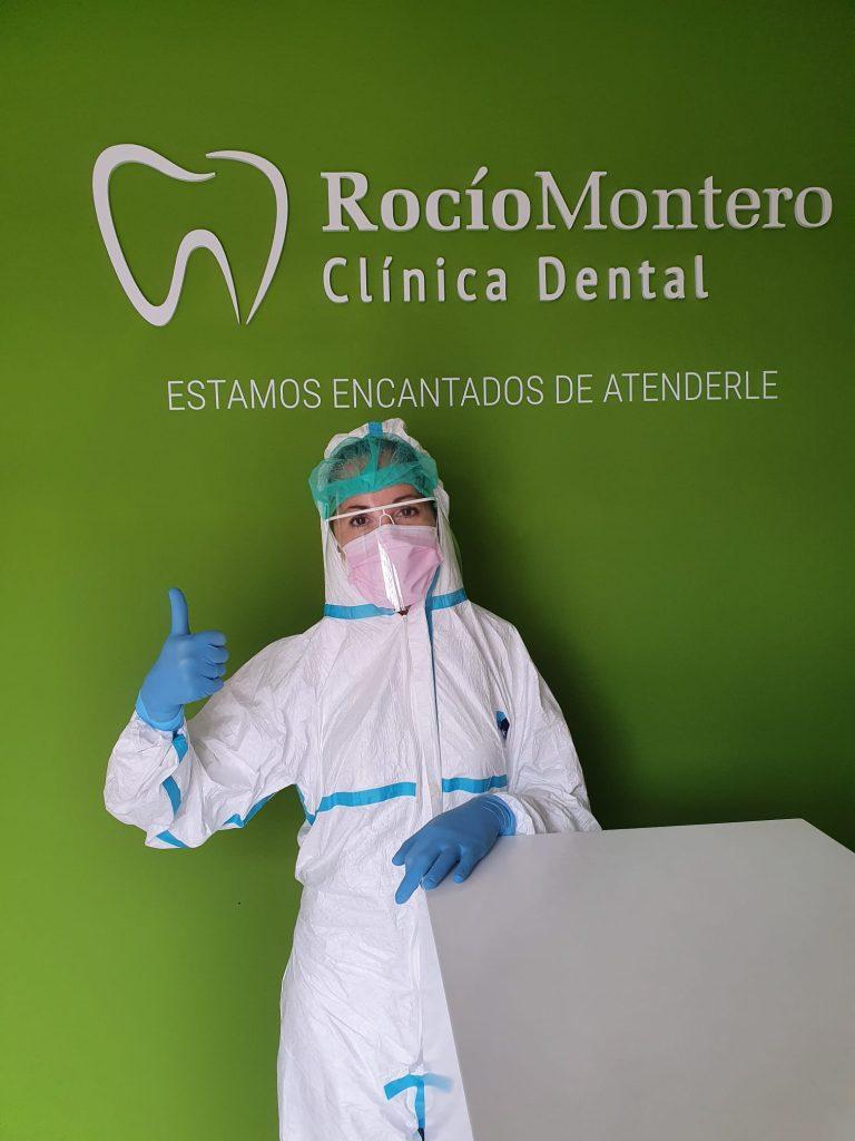 protocolo de asepsia clinica dental rocio montero