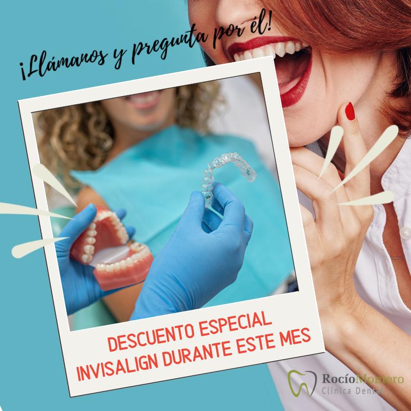 descuento especial invisalign dental utrera
